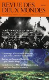 Revue Des Deux Mondes ; Les Nouveaux Rivages D'Internet - Couverture - Format classique