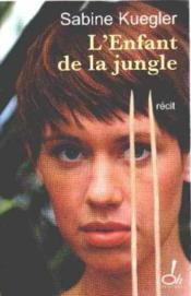L'enfant de la jungle - Couverture - Format classique