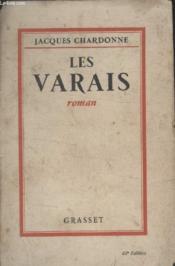 Les Varais. - Couverture - Format classique