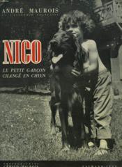 Nico Le Petit Garcon Change En Chien. - Couverture - Format classique
