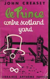 LE PRINCE CONTRE SCOTLAND YARD N° 5. (Accuse the toff). - Couverture - Format classique