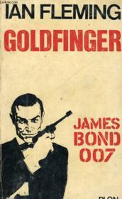 Goldfinger - Couverture - Format classique