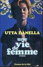 Une Vie De Femme - Couverture - Format classique