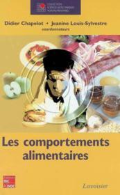 Les comportements alimentaires (collection staa) - Couverture - Format classique