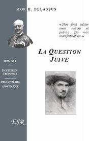 La Question Juive - Couverture - Format classique