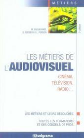 Les métiers de l'audiovisuel (7e édition) - Intérieur - Format classique
