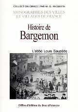 Bargemon (Histoire De) - Couverture - Format classique
