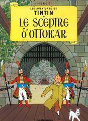 Les aventures de Tintin T.8 ; le sceptre d'Ottokar - Intérieur - Format classique
