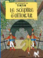 Les aventures de Tintin T.8 ; le sceptre d'Ottokar - Couverture - Format classique