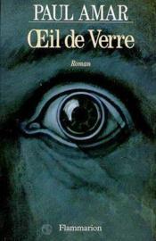 Oeil de verre - - roman - Couverture - Format classique