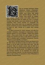 Ainsi chantait Marsyas ; dossier sur la revue Akademos - 4ème de couverture - Format classique