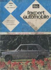 Etude Technique Automobile - Simca 1100 - 1100 Special - Mecanique - Electricite - Carrosserie - Couverture - Format classique