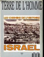 Terre De L'Homme N°5 - Les Chemins De L'Histoire Israel - Couverture - Format classique
