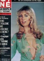 Cine Revue - Tele-Programmes - 56e Annee - N° 8 - Mahogany - Couverture - Format classique
