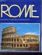 Rome Dans L'Histoire - Dans La Foi - Dans La Civilisation - Couverture - Format classique