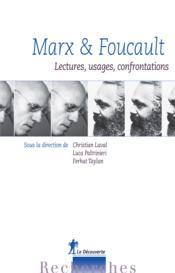 Marx & Foucault - Couverture - Format classique
