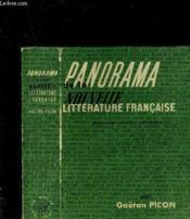 Panorama De La Nouvelle Litterature Francaise - Couverture - Format classique
