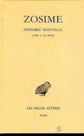 Histoire nouvelle t.3 ; livre 6, 2ème partie - Couverture - Format classique