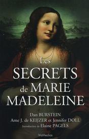 Les secrets de Marie Madeleine - Intérieur - Format classique