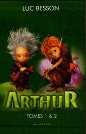 Arthur ; coffret t.1 et t.2 - Intérieur - Format classique