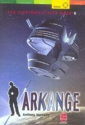 Alex Rider T.6 ; arkange - Intérieur - Format classique