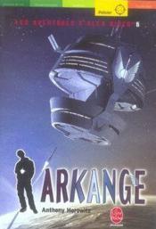 Alex Rider T.6 ; arkange - Couverture - Format classique