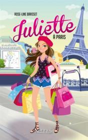 Juliette T.5 ; Juliette à Paris - Couverture - Format classique