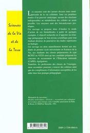 Les Enzymes Biocatalyseurs Proteiques - 4ème de couverture - Format classique