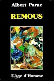Remous - Couverture - Format classique