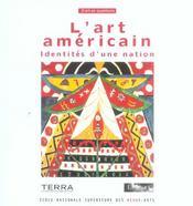L'art americain - Intérieur - Format classique