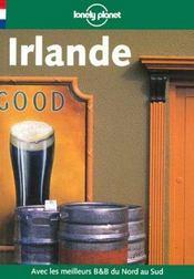 Irlande ; 1e Edition - Intérieur - Format classique