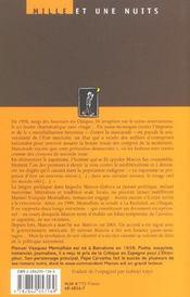 Marcos - 4ème de couverture - Format classique