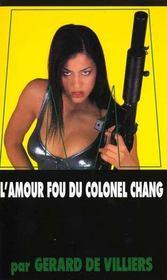 Sas T.138 ; L'Amour Fou Du Colonel Chang - Intérieur - Format classique