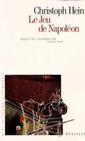 Le Jeu De Napoléon - Couverture - Format classique