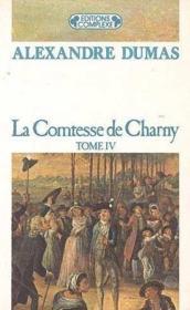 La Comtesse de Charny t.4 - Couverture - Format classique