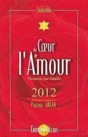 Au c ur de l'amour - 2012 - Couverture - Format classique