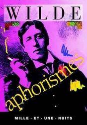 Aphorismes - Intérieur - Format classique