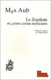 Le zopilote et autres contes mexicains - Intérieur - Format classique