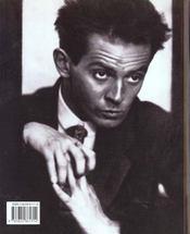 Schiele - 4ème de couverture - Format classique