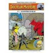 Docteur Mystere T.1 ; Les Mysteres De Milan - Couverture - Format classique
