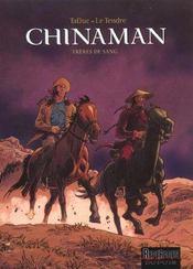 Chinaman t.6 ; freres de sang - Intérieur - Format classique