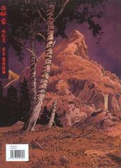 Chinaman t.6 ; freres de sang - 4ème de couverture - Format classique