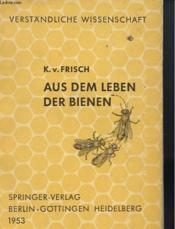 Aus Dem Leben Der Bienen - Couverture - Format classique
