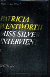 Miss Silver intervient - Couverture - Format classique