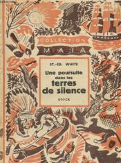 Une Poursuite Dans Les Terres De Silence - Couverture - Format classique