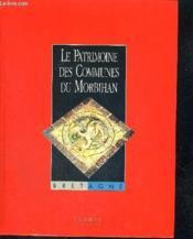 Coffret Patrimoine Des Communes Du Morbihan - Couverture - Format classique