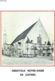 Abbatiale Notre-Dame De Guitres - Couverture - Format classique