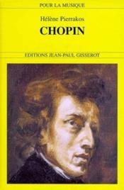 Chopin - Couverture - Format classique