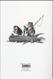 Papa ours rentre à la maison - 4ème de couverture - Format classique