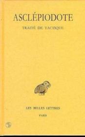 Traité de tactique - Couverture - Format classique